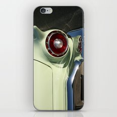 Mint Green Ford Thunderbird - Vintage Car iPhone & iPod Skin