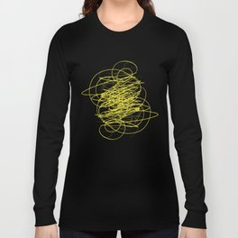 DEVOTIONAL SCRIBBLE Long Sleeve T-shirt