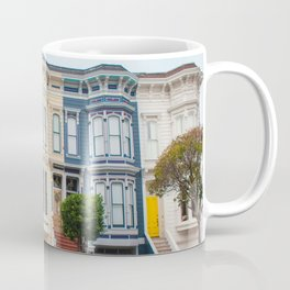 Colorful homes Coffee Mug