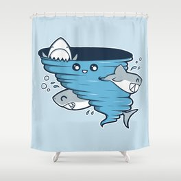 Cutenado Shower Curtain