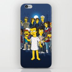 Simpsonized Things iPhone & iPod Skin