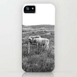 Coo Kiss iPhone Case