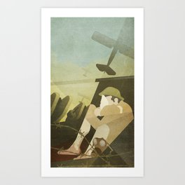 Great War Art Print