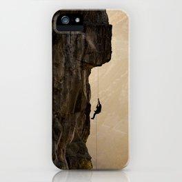 Yosemite Climb iPhone Case