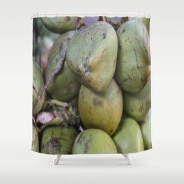 coconut Shower Curtain