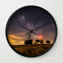 Our Energy Wall Clock