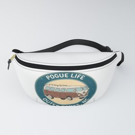 outerbanks nc - pogue life Fanny Pack