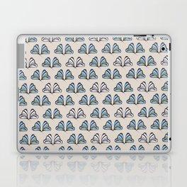 Madam Butterfly Print Laptop & iPad Skin