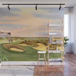 Kiawah Island Ocean Golf Course Wall Mural