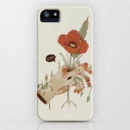 Te amo iPhone Case