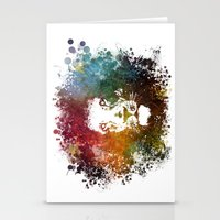 lion king Stationery Cards featuring Lion King by jbjart