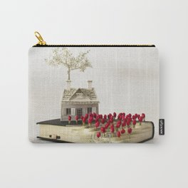 A Field of Poppies I Carry-All Pouch
