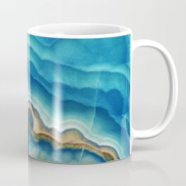 Blue Onyx Coffee Mug