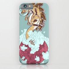Space Stegosaurus  iPhone 6 Slim Case