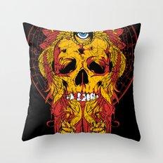 Sixth sense Throw Pillow