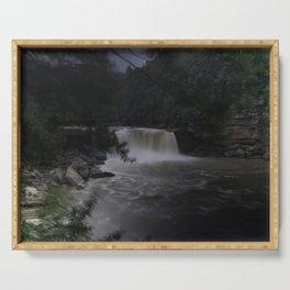 Mystic Cumberland Falls Serving Tray