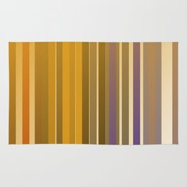 lines exotico gold Rug