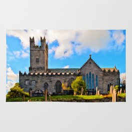 St. Mary's Cathedral Limerick 2 Rug