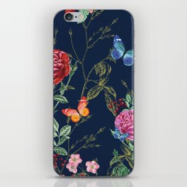 EXOTIC GARDEN Butterfly iPhone Skin