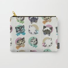 Cats & Bowties Carry-All Pouch