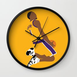 NBA Players | KobeBryant Dunk Wall Clock