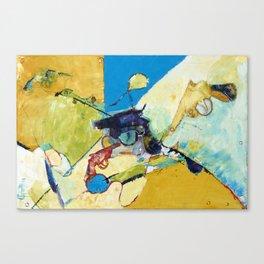 gun powder  Canvas Print