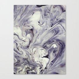Obsidian Canvas Print