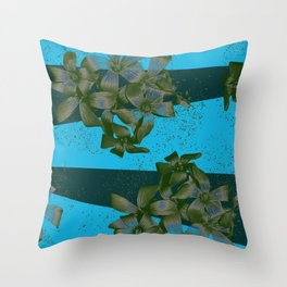 Solaris #4 Throw Pillow