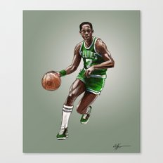 Tiny Archibald Canvas Print