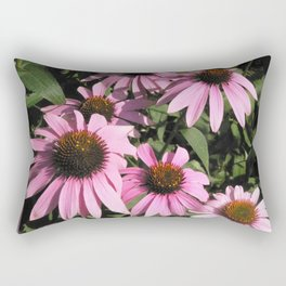 Coneflowers Rectangular Pillow