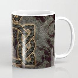 Decorative celtic knot, vintage design Coffee Mug