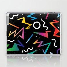 80's Inspired Pop Art Pattern Laptop & iPad Skin