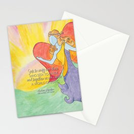 Mikaela A World of Love Stationery Cards
