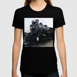 Vintage Railroad Steam Train T-shirt