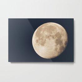 Amazing moon Metal Print