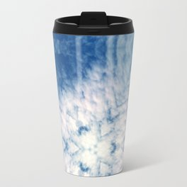 Pattern of clouds 15 Travel Mug