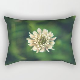 more unyielding Rectangular Pillow