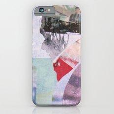 Precipice (detail) Slim Case iPhone 6s