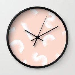Etto Print Wall Clock