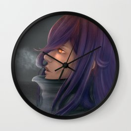Isolation Wall Clock