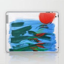 Into the Sea! Laptop & iPad Skin