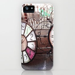 Take Your Time iPhone Case