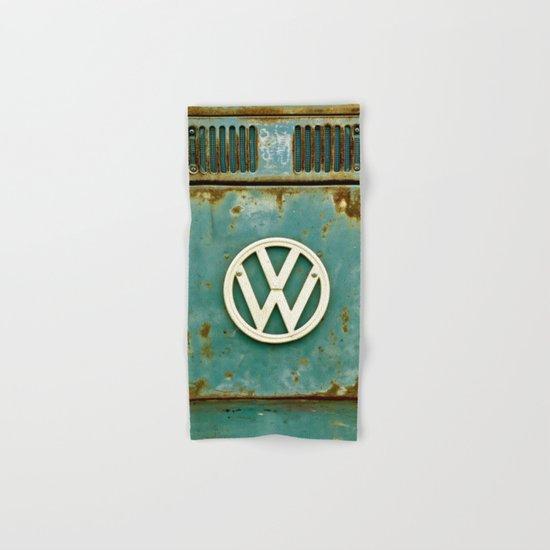 VW Retro Hand & Bath Towel