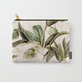 Helleborus orientalis Carry-All Pouch