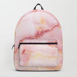 Pink Blush Marble (ix 2021) Backpack