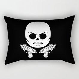 DeathRay Evil Empire Logo Rectangular Pillow