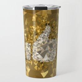 POLYNOID Like / Gold Edition Travel Mug