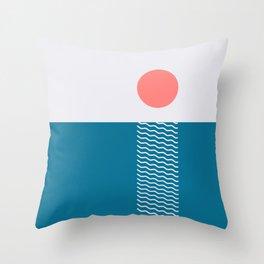 Sunlight No.1 Throw Pillow