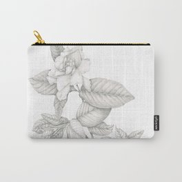 Gardenia Carry-All Pouch