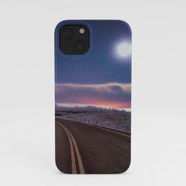 ufo iPhone Case